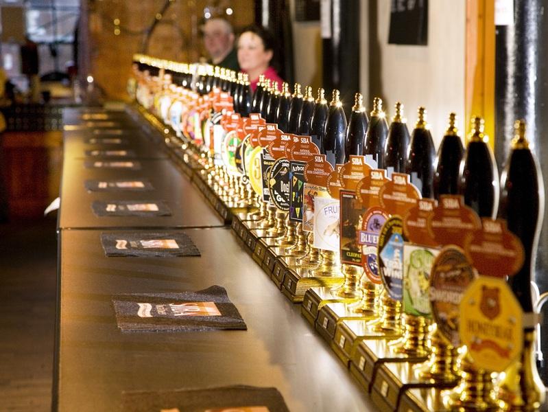 Как открыть пивной бар – бизнес план » ДеньгоДел
