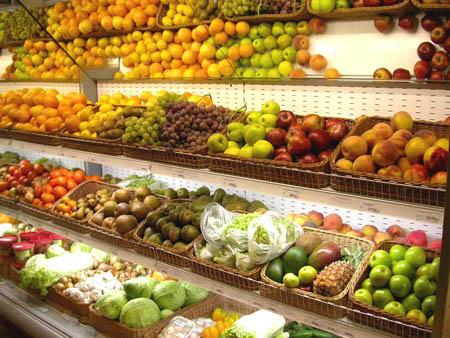 Как открыть палатку с овощами и фруктами