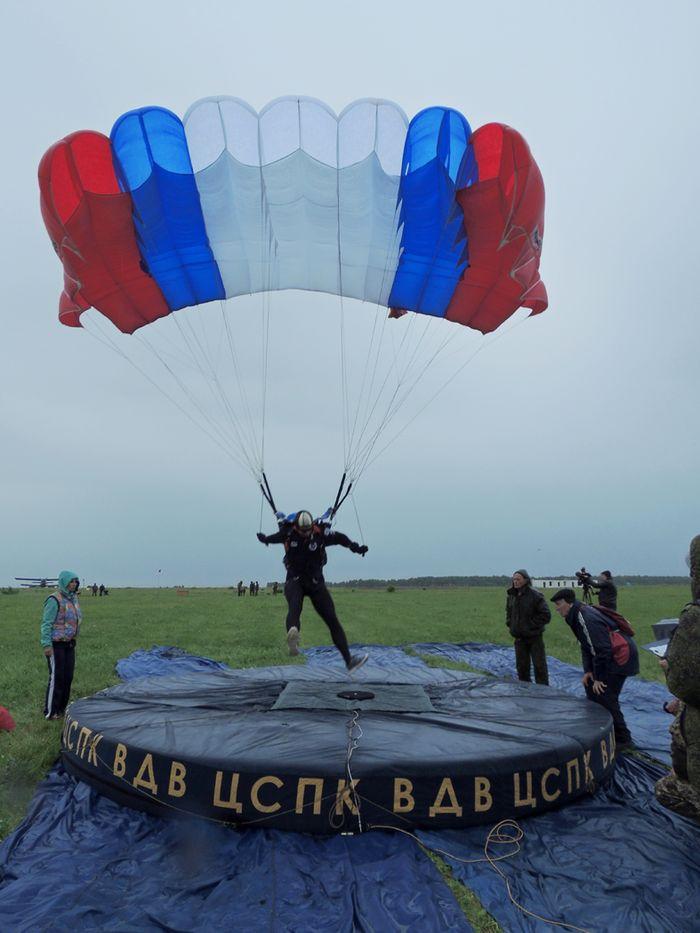 Как открыть свой парашютный клуб