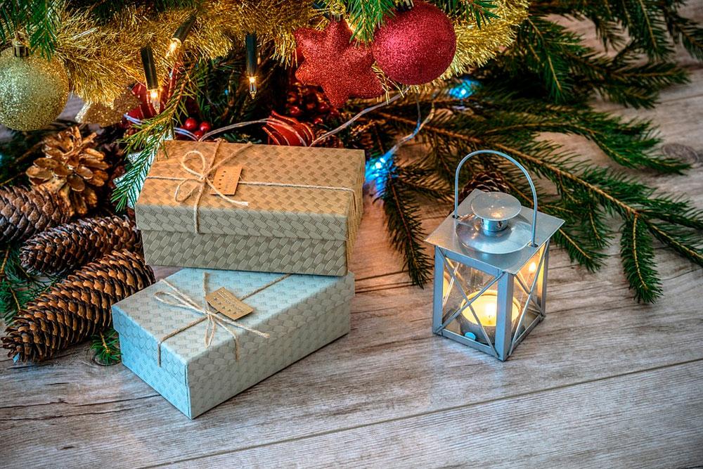 Сезонный бизнес: продажа сладких новогодних подарков