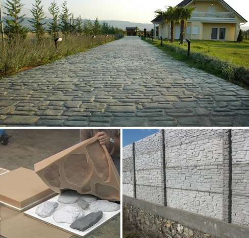 Свой бизнес по производству бетонных декоративных заборов