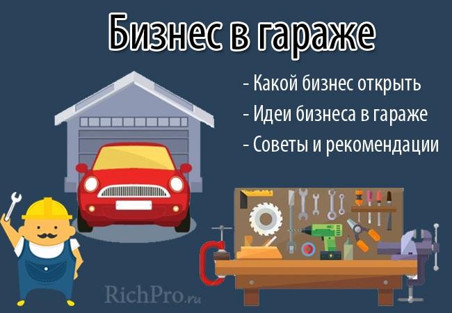 Гаражный кооператив бизнес план