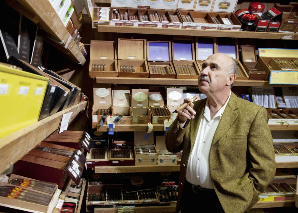 открыть бизнес табачных изделий