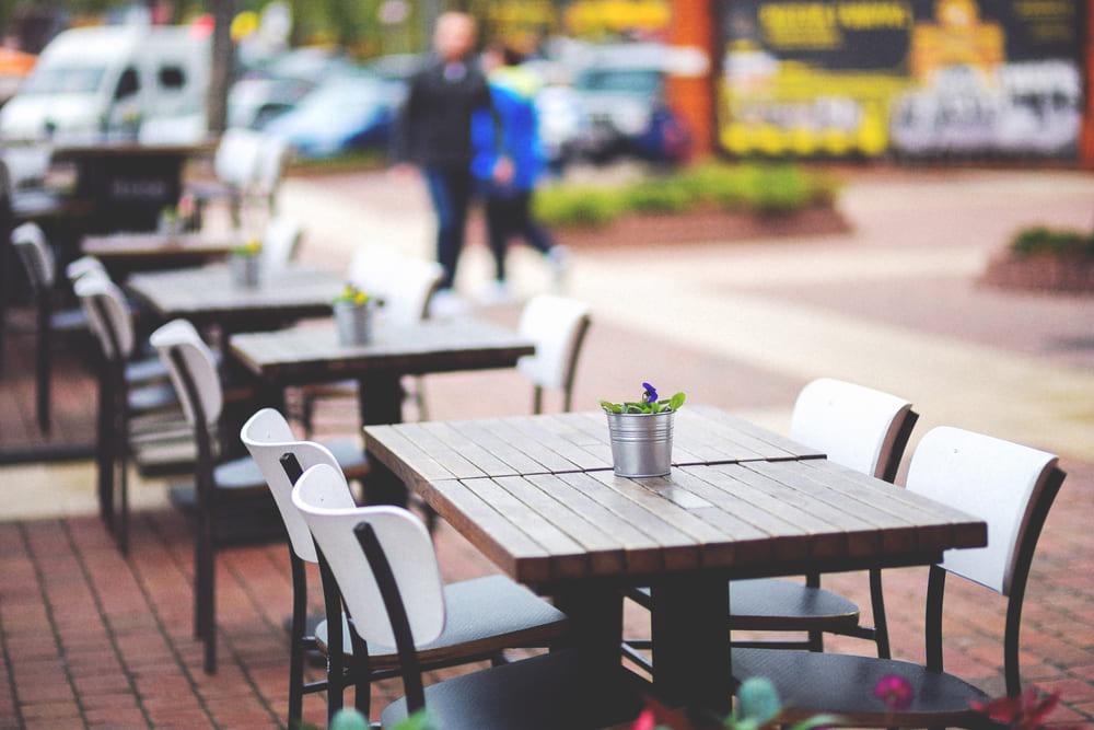 Свой бизнес как открыть летнее кафе
