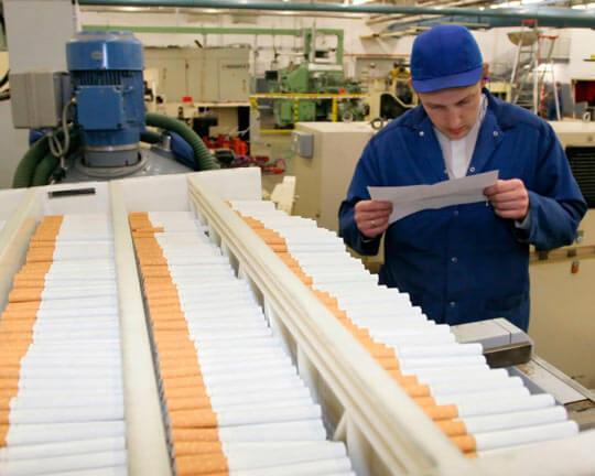 Реализация табачных изделий рк паспорт при покупке табачных изделий