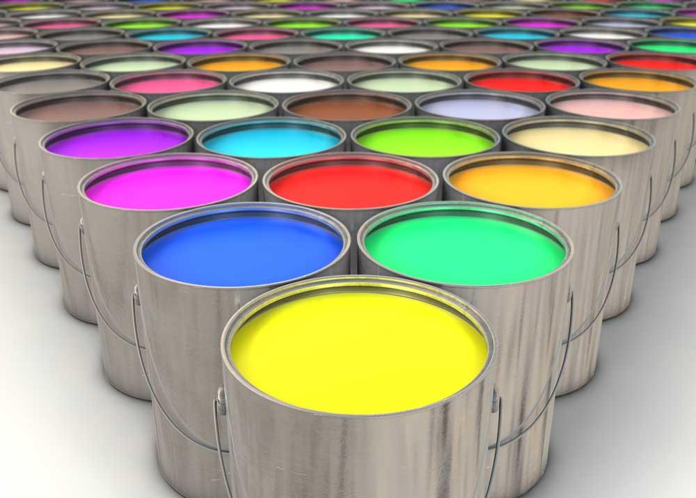 Свой бизнес: производство акриловой краски