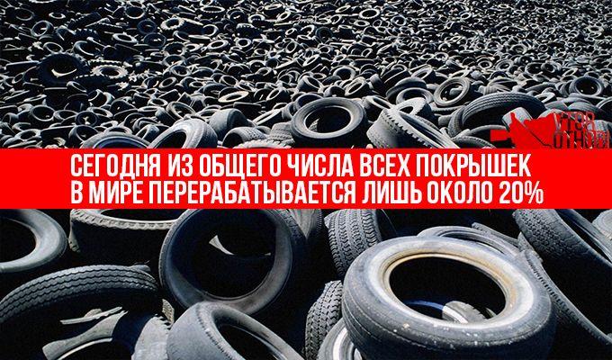 Свой бизнес производство шин и покрышек